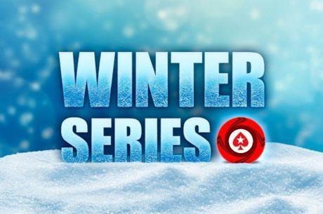 Winter Series турнирен фестивал с $40М гарантирани от 23 декември до 7 януари в PokerStars