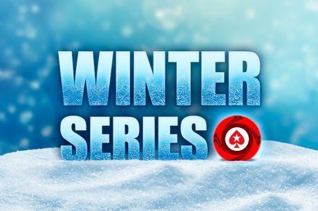 PokerStars anunta 40.000.000$ Gtd intre 23 decembrie si 7 ianuarie in festivalul Winter Series