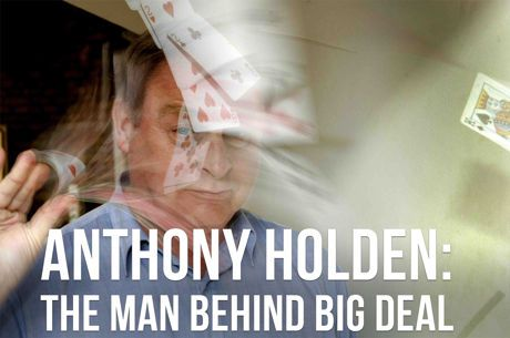 Famed Poker Author Tony Holden Opens Up About Severe Stroke, Memoirs & More