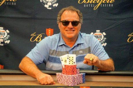 Entrepreneur Steven Spunt Wins WSOP Circuit Bike Main Event for $174,055