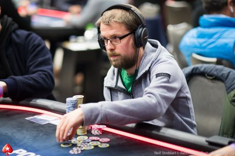 Armin Mette Bags Lead on Day 1b of the €5,300 EPT Prague Main Event
