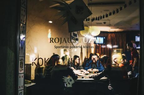 Šįvakar Kaune labdaringame sportinio pokerio turnyre - kova dėl Žvejo Iššūkio bilietų