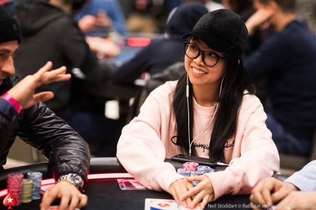 Natalie Teh Takes Chip Lead to Day 3 of EPT Prague Main Event; Parker Talbot Second