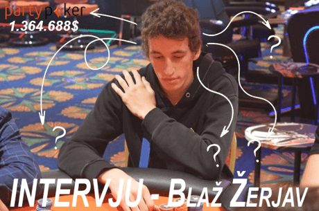 [EKSKLUZIVNO] Intervju s slovenskim asom, ki se je podpisal pod 3. mesto na turnirju MILLIONS Online