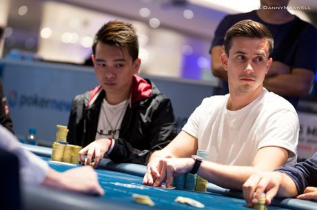 Alex Lynskey Leads Day 2 of the WSOPC Sydney Main Event