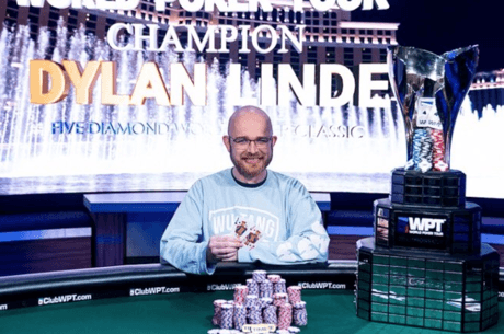 Dylan Linde gana el WPT Five Diamond World Poker Classic por 1.631.468$