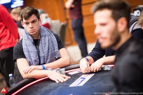 Paul Michaelis Crushes Day 4 of the EPT Prague Main Event