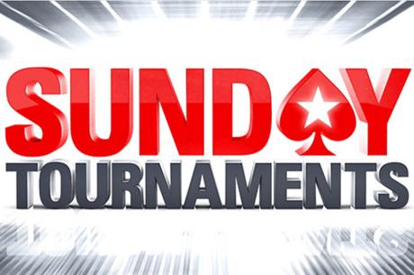 Pardal77 Vence High Roller Club: $1,050 Sunday Warm-Up do PokerStars