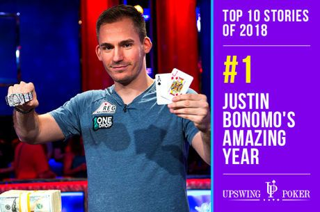 Top 10 Stories of 2018, #1: Justin Bonomo's $25 Million Year