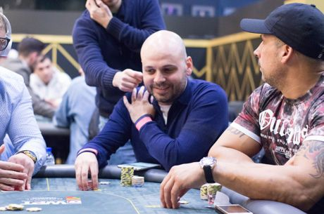 Diogo Cardoso Terceiro no €1,100 NLH Freezeout do EPT de Praga