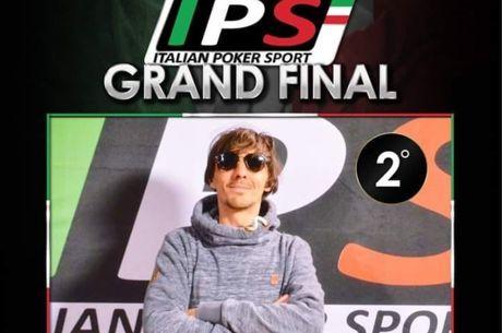 Mitja Rudolf odličen drugi na 360k težkem turnirju IPS Grand Final v Perli!