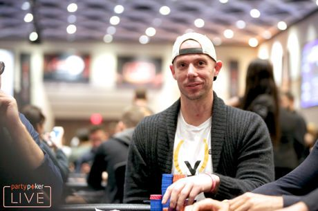 Matt Berkey Explains $45,700 All-In River Bluff