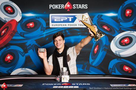 Paul Michaelis Campeão do Main Event do EPT de Praga (€840,000)