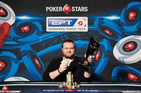Henrik Hecklen Conquistou o €10,300 High Roller do EPT de Praga