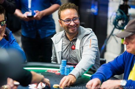 Breaking Down Daniel Negreanu's Big Fold in the Super High Roller Bowl