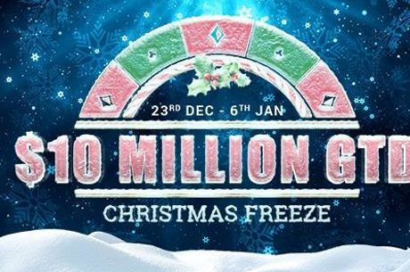 Christmas Freeze bei partypoker