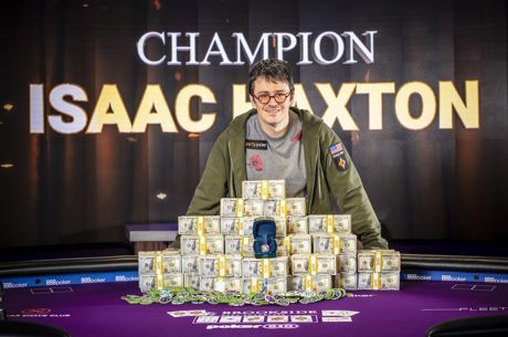 Isaac Haxton Wins the Super High Roller Bowl ($3,672,000)