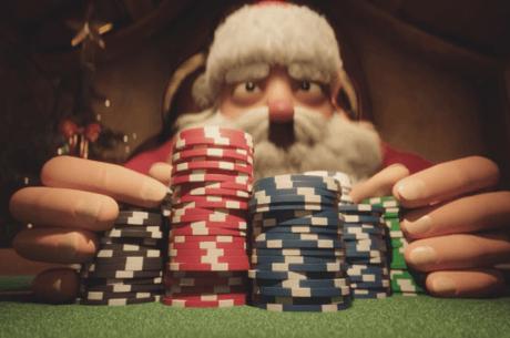 Vesel božič vam želi ekipa portala PokerNews.si!