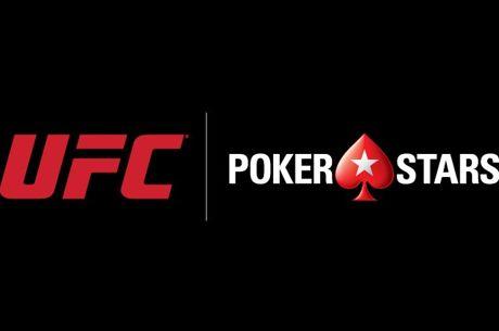 PokerStars Inks Sponsorship Deal with UFC