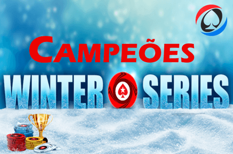 obisgas Vence Winter Series #01 e dealerzon o Winter Series #02 & Mais