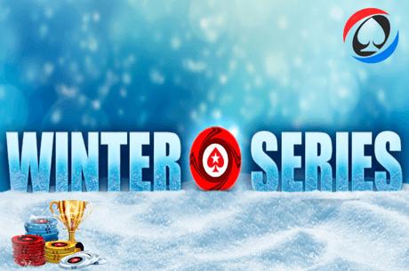 Winter Series: Alex.Z5518, theolimasp e LFFF22 Brilham em Dia de Natal