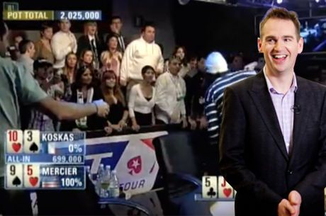Poker Moments: Mercier's Hero Call in San Remo