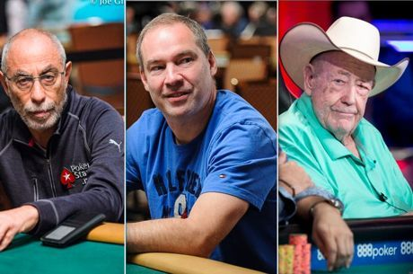 High Stakes Poker : Ted Forrest, Doyle Brunson et Barry Greenstein en mode patron