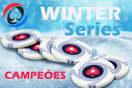 Ivangennaro, nicoji83 e linopolido com Títulos nas Winter Series
