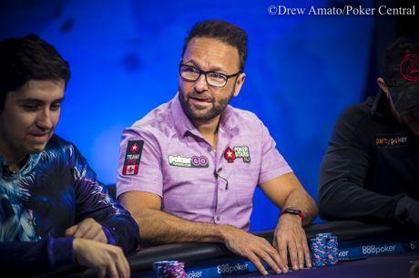 Daniel Negreanu tłumaczy jak zagrać w fazie bubble i jak zmienił się bet sizing
