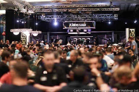 El PSPC reúne a más de 1.000 jugadores y rompe todos los récords de un torneo de 25.000$