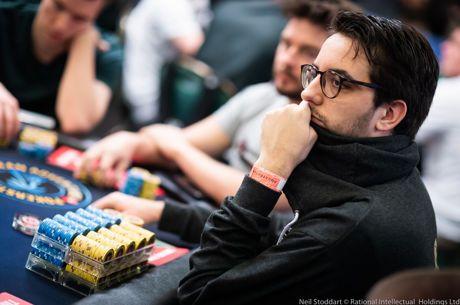 PokerStars Players Championship - Luigi Knoppers als zesde in chips naar Dag 4