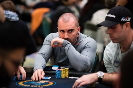 Атанас Павлов сред последните 38 на PokerStars Players Championship