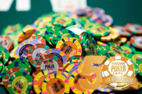 Full Live Schedule for 2019 WSOP