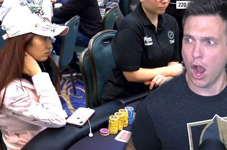 Doug Polk Analisa Fold Doentio do $25K PSPC
