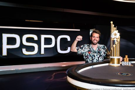 Ramón Colillas gana el PokerStars No-Limit Hold'em Players Championship (5,1$ millones)