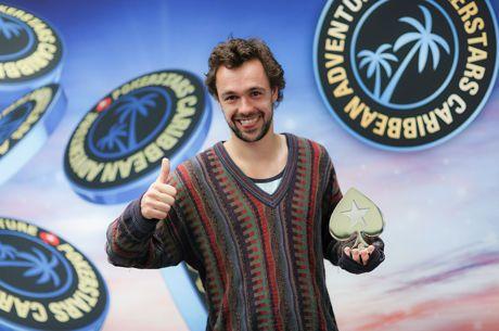 Ole Schemion gewinnt das $1,100 PCA National