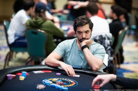 Timothy Adams gewinnt das $50,000 Single-Day High Roller der PCA