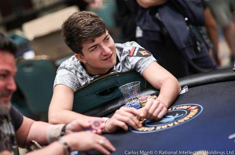 PCA Main Event: Pozostało 79 graczy, Dzmitry Urbanovich nadal w grze
