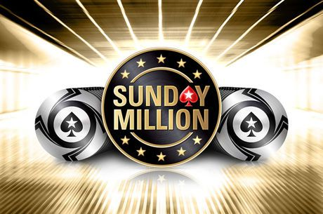 """Caz_Carneiro"" Vice do Sunday Million para US$ 111.973"
