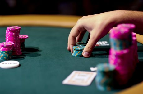 Flopping the Nut Flush Draw Against a Tight-Aggressive Opponent