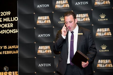"""Aussie Millions Numbers """"Way in Front of What I Thought"""" Says Tournament Director Joel Williams"""