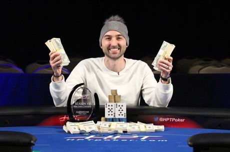 Nick Davidson Wins HPT Ameristar East Chicago Main Event for $178,709