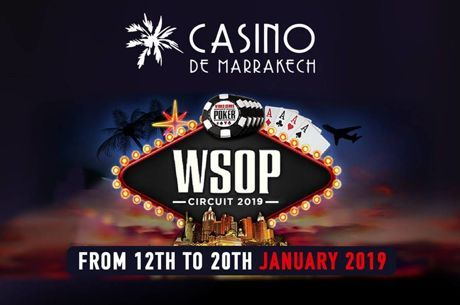 The WSOPC Marrakech is Fully Underway