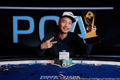 "PokerStars Caribbean Adventure : David ""Chino"" Rheem remporte le Main Event (1,567,100$)"