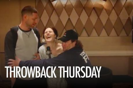 TBT: Gavin Smith, Huck Seed & Sarah Herring Sandwich