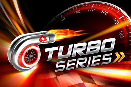 $25 Milhões GTD nas Turbo Series da PokerStars.com - 3 a 17 Fev.