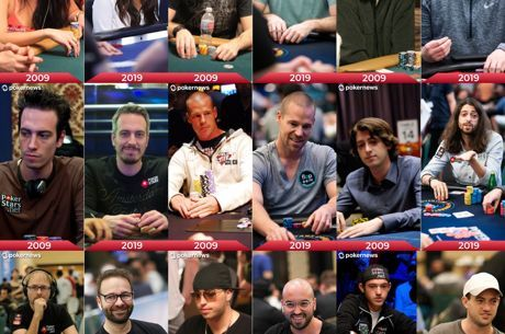 Facebook : Le 10 Year Challenge du poker
