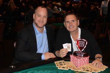 Michael Newman Bests 4,508-Entry Field to Win LHPO Ultimate Re-Entry for $181,025