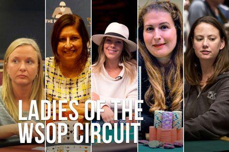 Ladies of the WSOP Circuit: Ring Winners First Half of 2018-19 Season