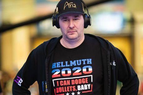 """Phil Hellmuth: """"Eu não jogo GTO. Jogo um jogo que bate o GTO"""""""